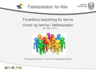 Fællesskaber for Alle