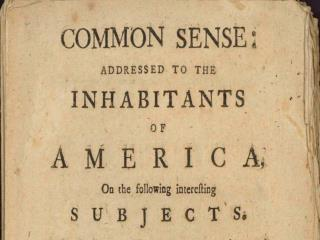"""thomas paines words swayed undecided colonist to revolt The pamphlet was written by thomas paine because he wanted to find a way for the american people to understand what the british is doing and how we needed to revolt he wrote this pamphlet in a way that the """" common """" man could understand it."""