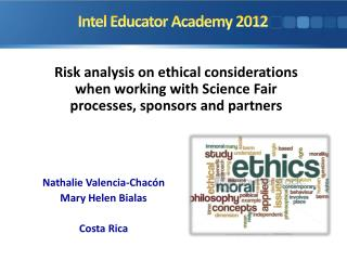 Intel Educator Academy 2012