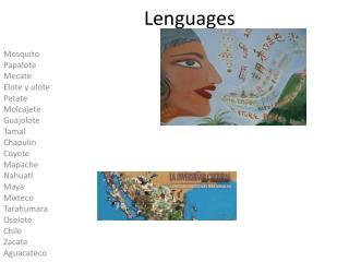 Lenguages