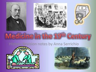 History Revision notes by Anna Serrichio