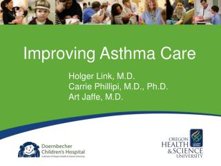 Improving Asthma Care