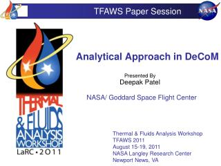 Analytical Approach in DeCoM
