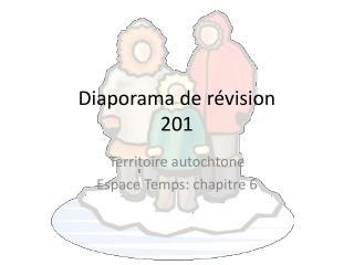 Diaporama de révision 201