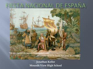 Fiesta  Nacional  de  Espa�a