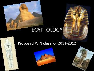 EGYPTOLOGY