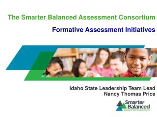 The Smarter Balanced Assessment Consortium