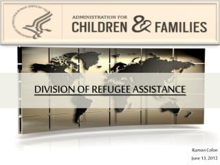 Division of refugee assistance