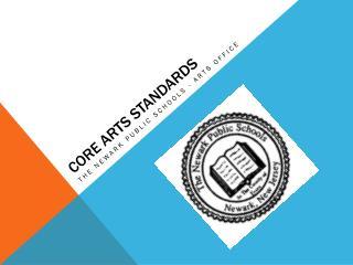 CORE ARTS STANDARDS