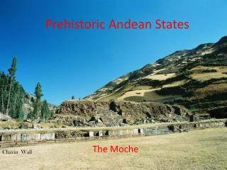 Prehistoric Andean States