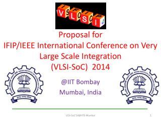 @IIT Bombay Mumbai, India