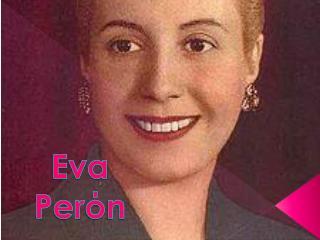 Eva Per ό n