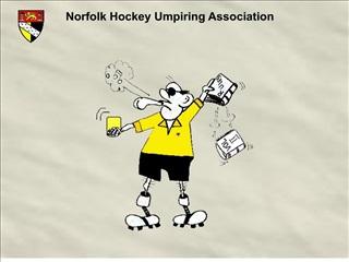 Norfolk Hockey Umpiring Association Level-1 Umpiring Course