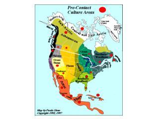 Aboriginal Groups of Canada Pre Contact