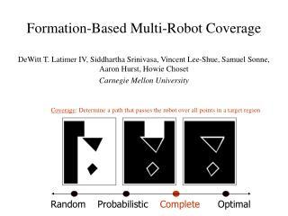 Multi-Robot Coverage..