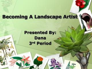 Becoming A Landscape Artist