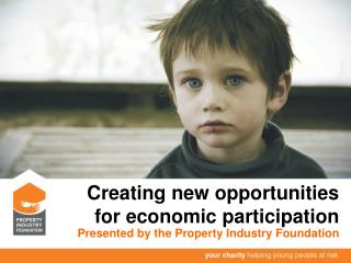 Creating new opportunities for economic participation