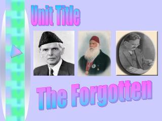 The Forgotten