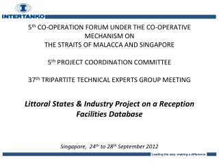 Singapore,   24 th  to 28 th  September  2012