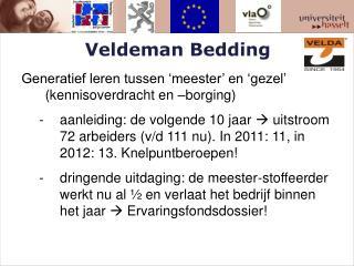 Veldeman Bedding
