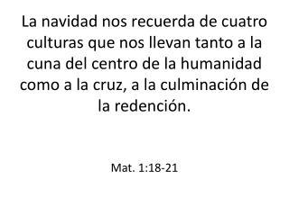 Mat. 1:18-21