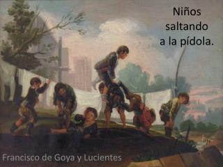 Niños  saltando  a la pídola.