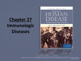 Chapter  27 Immunologic Diseases