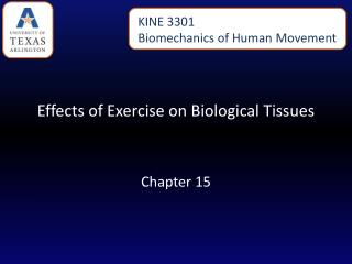 Effects of Exercise on Biological Tissues