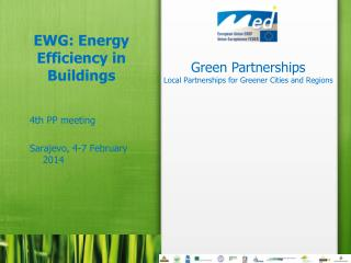 EWG: Energy  Efficiency  in  Buildings