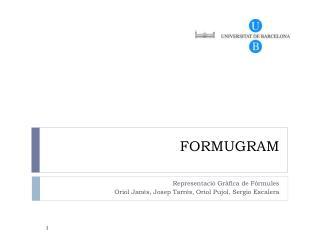 FORMUGRAM