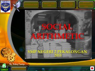SOCIAL  ARITHMETIC
