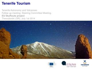Tenerife  Tourism Tenerife  Astronomy  and  Volcanoes
