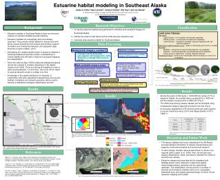 Estuarine habitat modeling in Southeast Alaska
