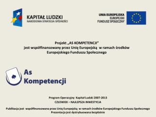 Uczniowska  Grupa  Projektowa Liceum Ogólnokształcącego w Sławnie