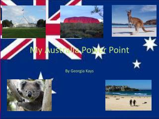 My Australia Power Point