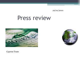Press review