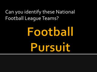 Football Pursuit