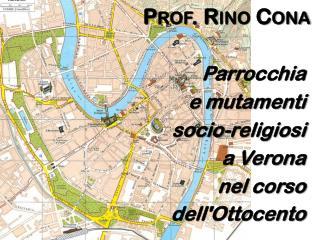 Parrocchia  e mutamenti  socio-religiosi  a Verona   nel corso  dell'Ottocento