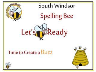 South Windsor Spelling Bee