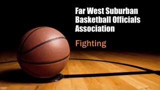 Far West Suburban Basketball Officials Association