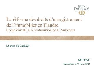 Etienne de Callataÿ