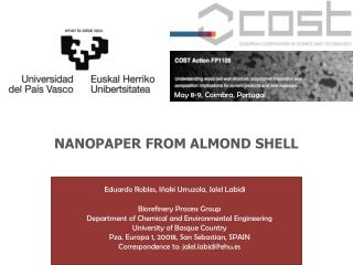 NANOPAPER from almond SHELL