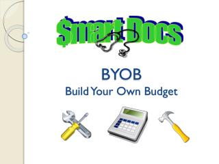 BYOB Build Your Own Budget