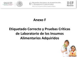 Anexo F