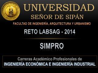 Reto labsag - 2014