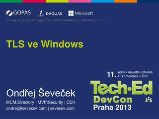 TLS  ve  Windows