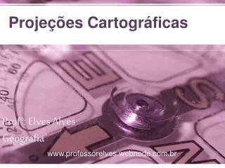 Proje��es Cartogr�ficas