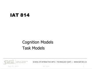 IAT 814