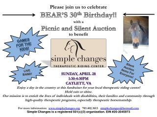 Silent Auction Items For Everyone!
