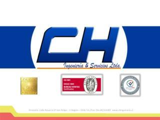 Razón Social: CONTRERAS HERMANOS INGENIERIA ELECTRICA LTDA. R.U.T.:78.805.040-2